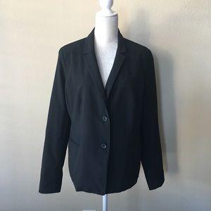 Gap Black Blazer Jacket